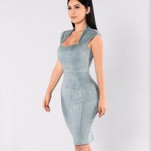 Fashion Nova 🔥 Sexy Lady Dress